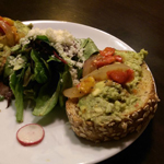Brunch Club Avocado Toast