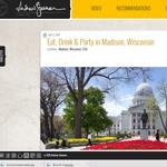 Andrew Zimmern Website